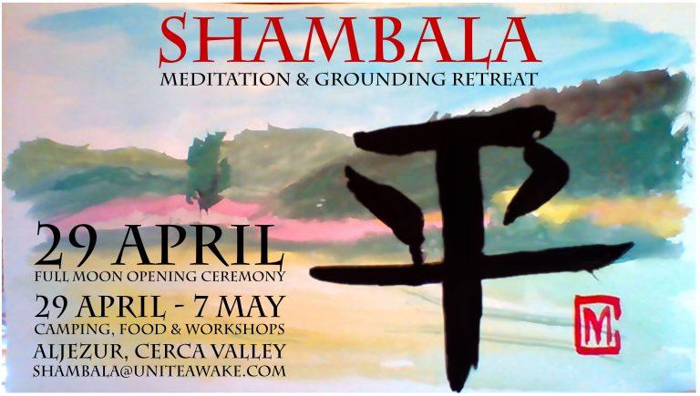 Shambala Meditation and Grounding Retreat Portugal