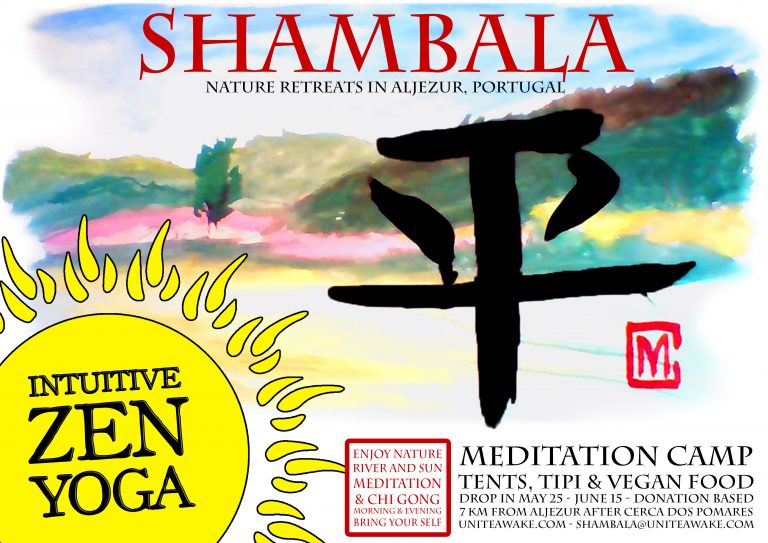 Shambala Meditation Retreat Portugal