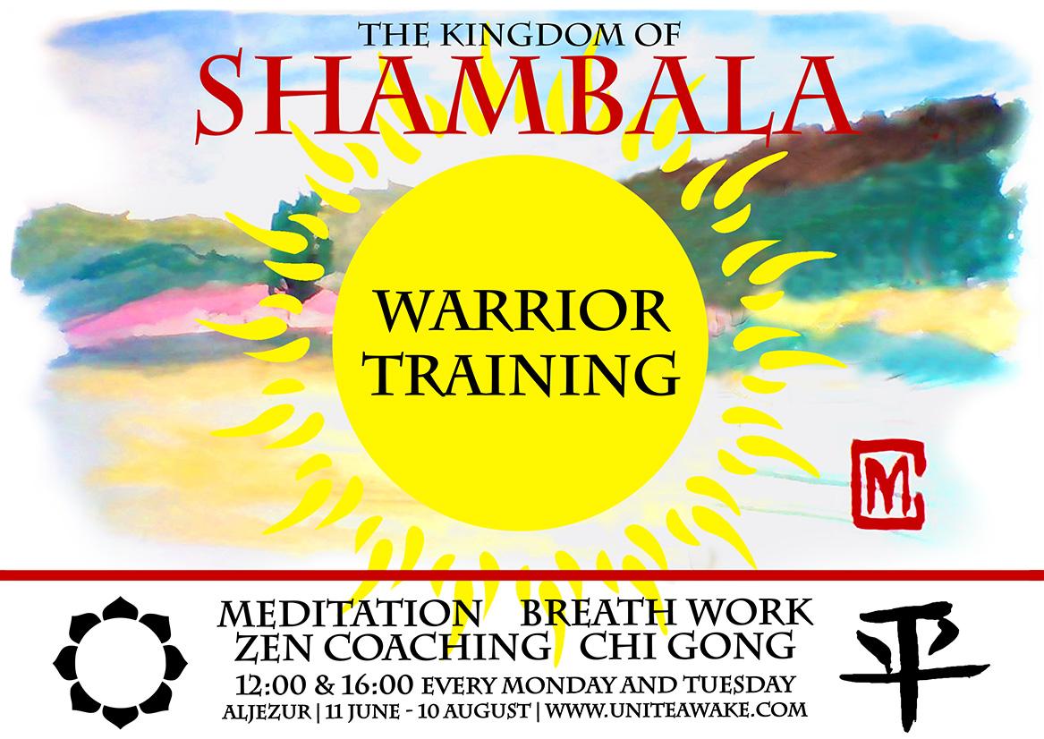 Shambala Warrior Training
